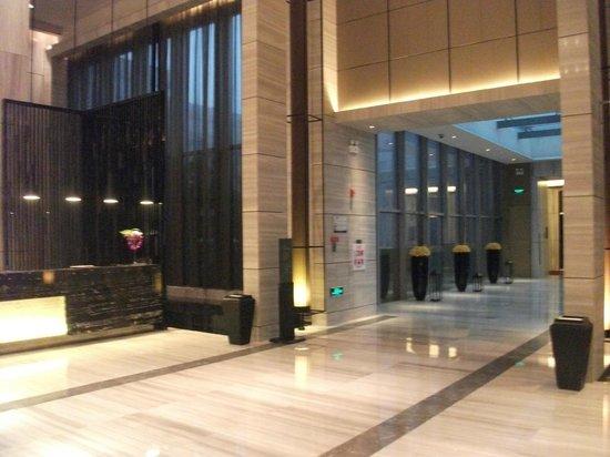Mels Weldon Dongguan Humen: Sofitel Hotel lobby