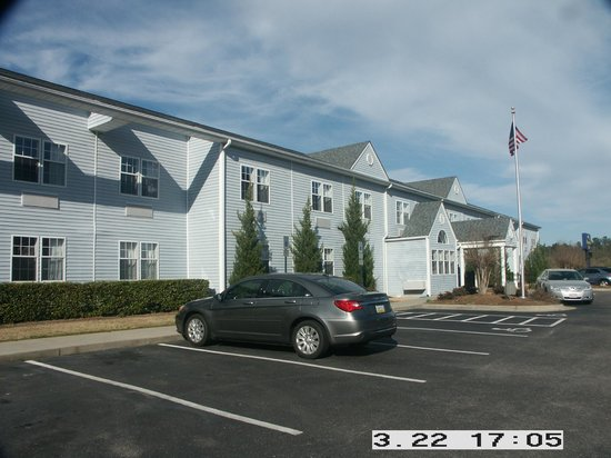 Microtel Inn & Suites by Wyndham Wilson: Exterior View
