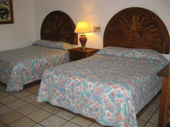 Los Barriles Hotel: 2-Bett-Zimmer