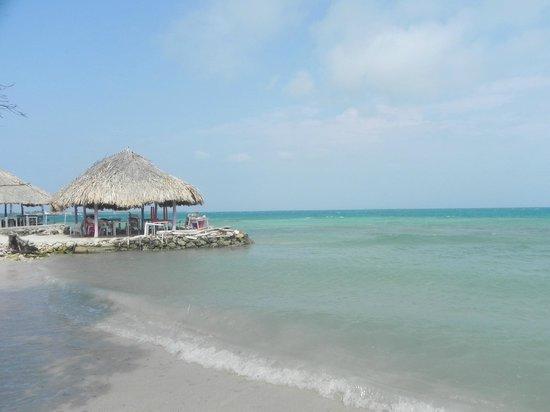 Isla Múcura: La playa