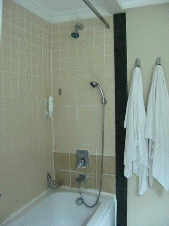 Labranda Mares Marmaris: Новый номер, ванная