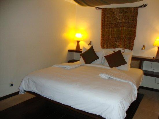 The Pavilions Bali: Chambre