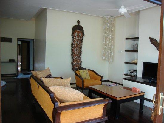 The Pavilions Bali: Grande pièce d'entrée