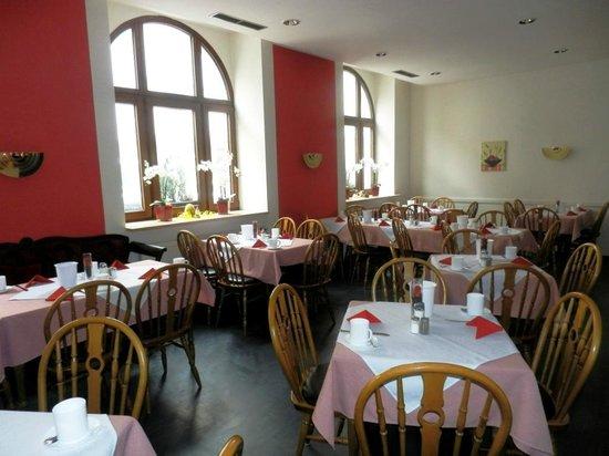Brunnenhof: Frühstücksraum