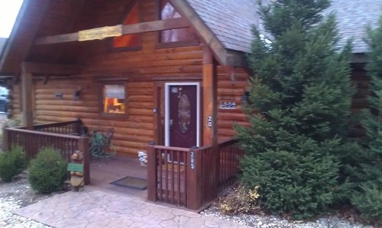 Old Hickory Cabin Picture Of Amazing Branson Rentals