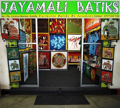 Jayamali Batiks Studio