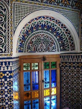 Riad Dar Mayssane : Our window.