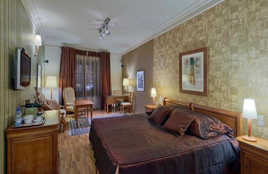 Hotel Wentzl: delux room