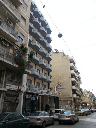 Centrotel Hotel: Hotel