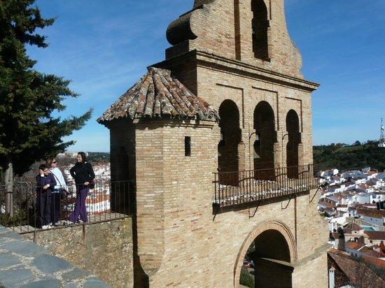 Hotel La Era de Aracena: entra al castillo
