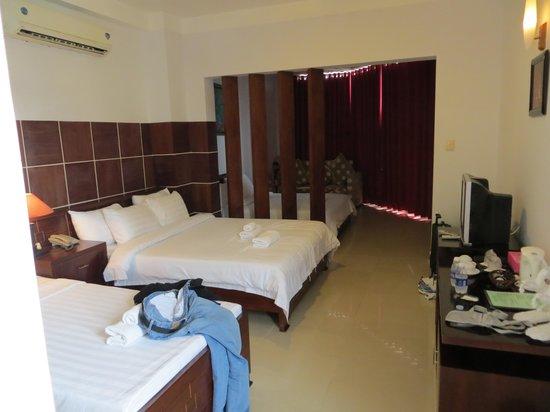 Meraki Hotel : VIP room
