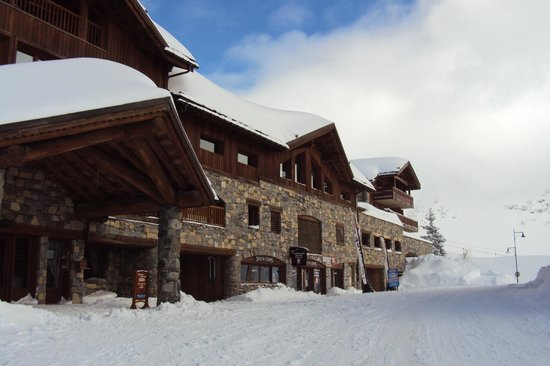 Residence CGH les Cimes Blanches - La Rosiere 1850: Les cimes blanches