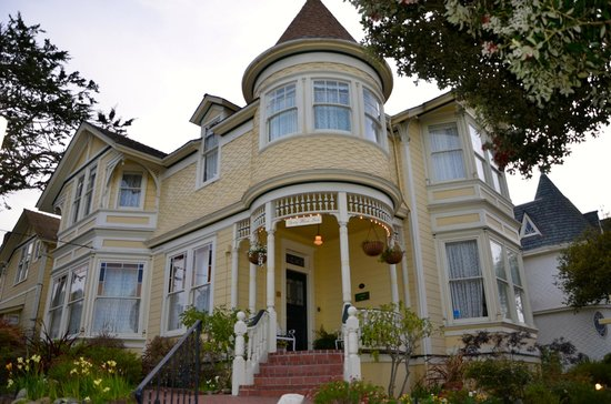 Gosby House Inn - A Four Sisters Inn: The Gosby House Inn in Pacific Grove, CA - loved it!