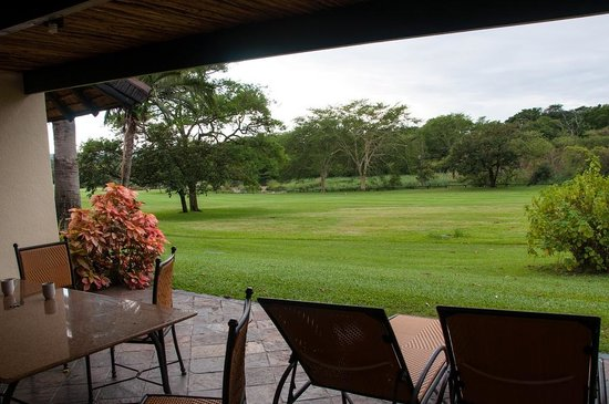 Sabi River Sun Resort: View from our patio