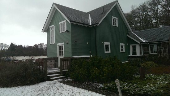 Highland Heather Lodges Earn Lodge