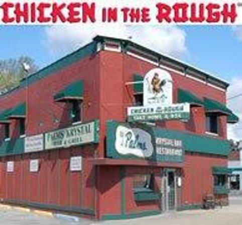 Palms Krystal Bar & Grill: Palms Krystal Bar/Chicken in the Rough