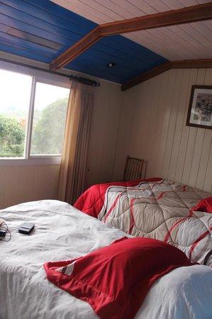 Siempreverde B&B: triple bedroom