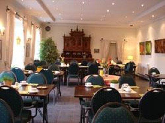 Landhaus Göddertzhof: Frühstücksraum