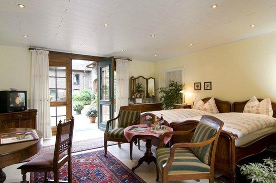 Landhaus Göddertzhof: Doppelzimmer Standard