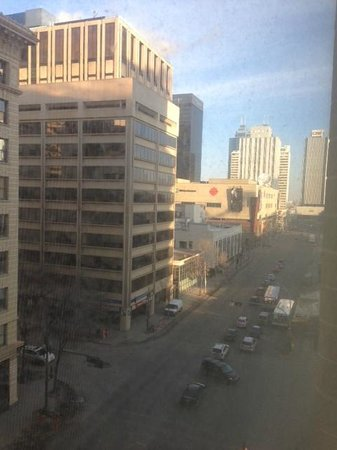 The Westin Edmonton: View from room