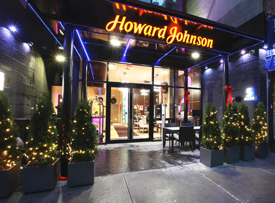 Howard Johnson Manhattan Soho