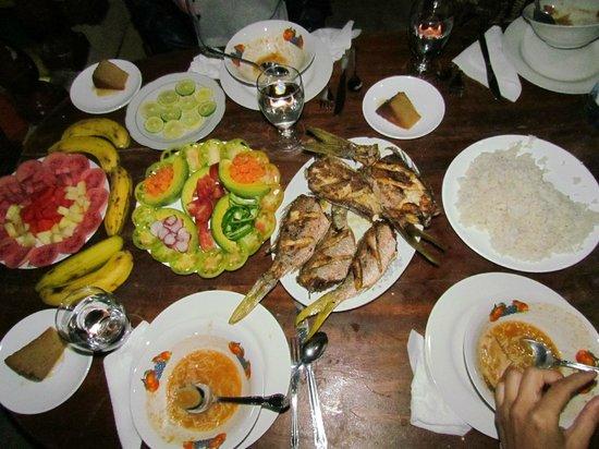 Casa Bombino: cenas