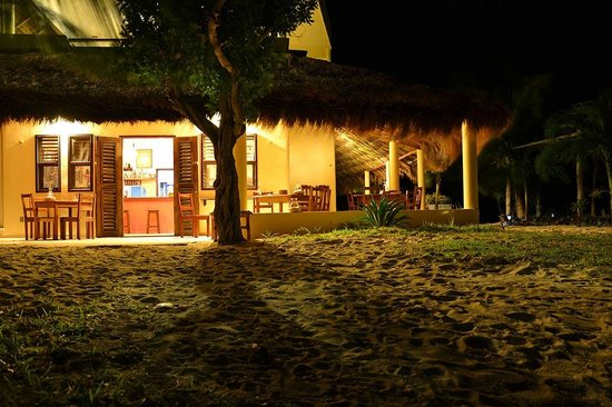 هوتل مايا لونا ماهاهوال: Maya Luna Restaurant