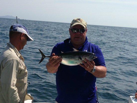 Fishing Adventures: Black Tuna