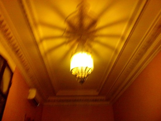 riad bianca : techo de la habitación