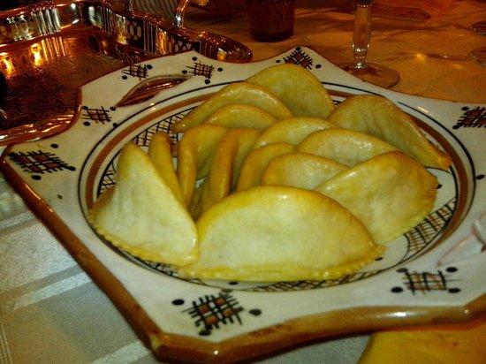 riad bianca : postres marroquis de cena de nochebuena