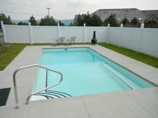 Chalet Killington: Pool