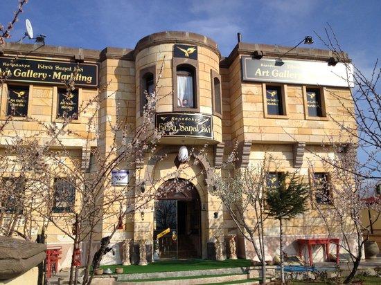 Ebru Sanat Evi Art Gallery: getlstd_property_photo