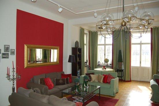 """villa wohnzimmer:Villa Trapp: """"Wohnzimmer"""""""