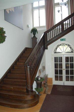 Villa Trapp: Eingangshalle