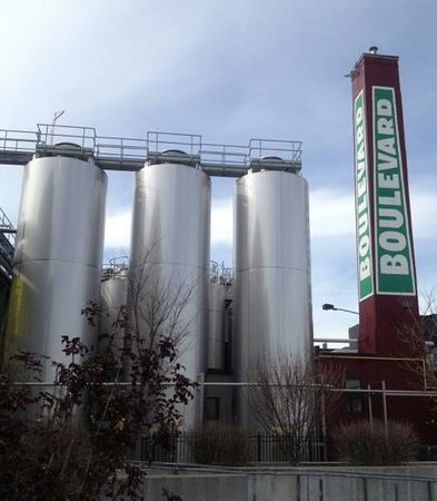 Boulevard Brewing Company: Boulevard Brewery