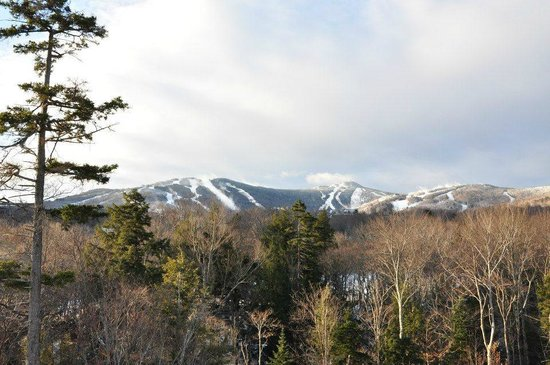 Chalet Killington : View from Hotel