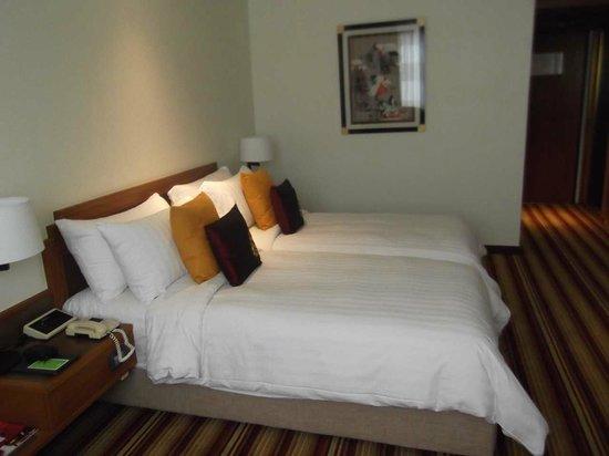 Amari Don Muang Airport Bangkok: Our room