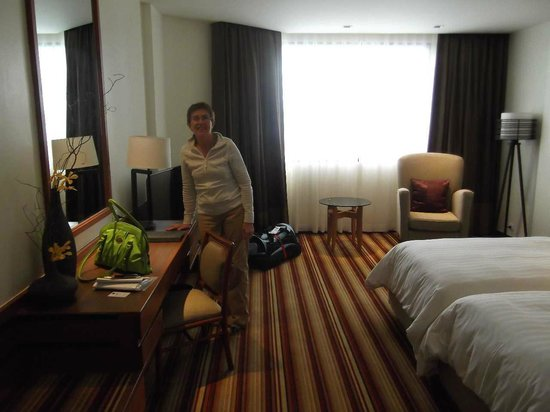 Amari Don Muang Airport Bangkok: Our room