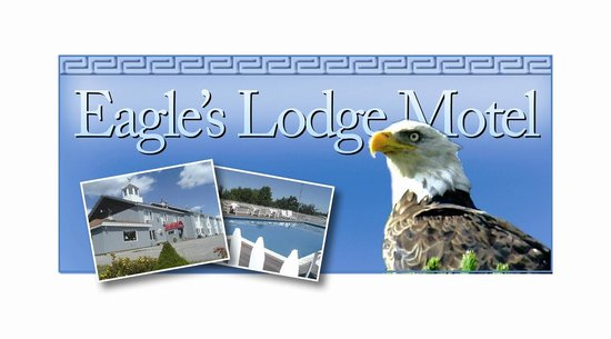 Eagle's Lodge Motel: Eagles Loge Motel Logo