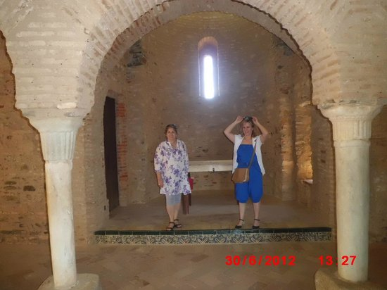 Sierra Luz: castillo de cortegana