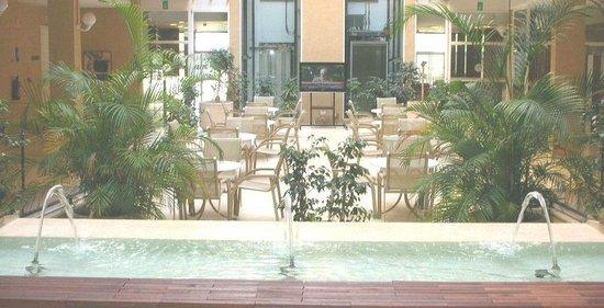 Nh hotel jardines del turia for Nh jardines del turia