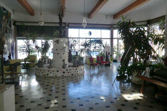 Hotel Trinidad Galeria: Der Eingangsbereich / Foyer / Lobby