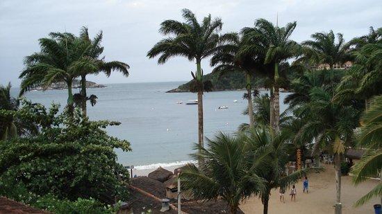 La Boheme Hotel e Apart Hotel: Esta vista era desde la habitacion