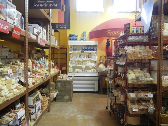 Cheese Importers: Cheese!