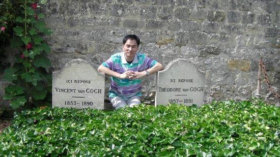 Auvers-sur-Oise, Frankrike: Gogh