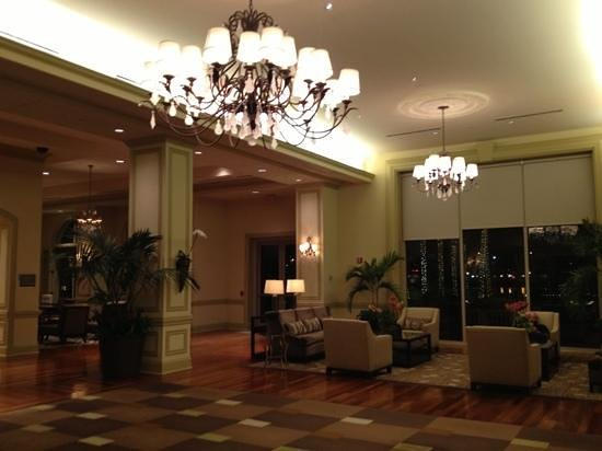 Westin Savannah Harbor Golf Resort & Spa: lobby