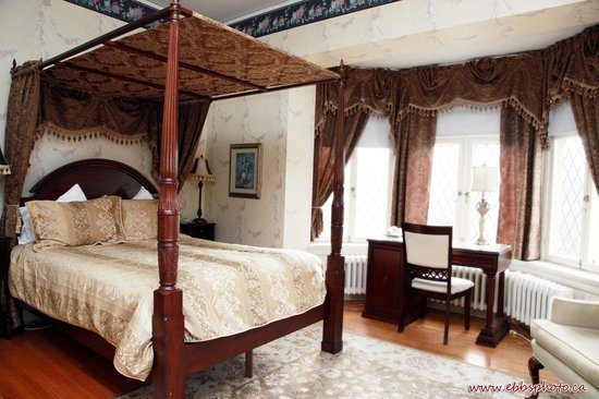 Perth Manor Boutique Hotel: John Haggart Room