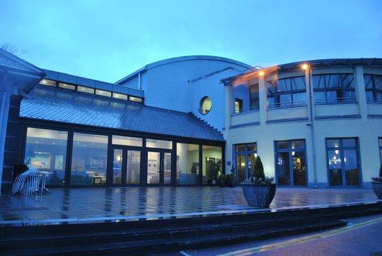 Ballyroe Heights Hotel: l entrée principale