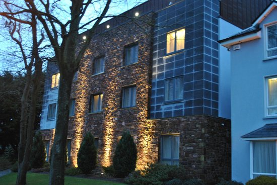 Ballyroe Heights Hotel: facade batiment des chambres