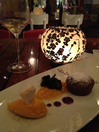 Goldman Restaurant: 甜點